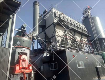 LQMM型煤磨防爆袋式竞技宝测速官网