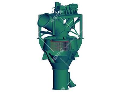 KZM型煤磨动态选粉机