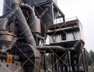 KZHP行喷脉冲袋式除尘器